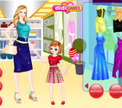Hra - MotherandDaughterDressUp
