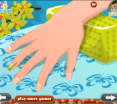 Hra - Funky Nail Design