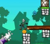 Hra - ZombieLauncher