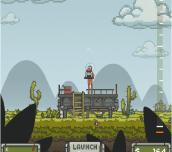 Hra - Jetpacked