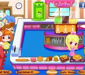 Hra - Bakery House