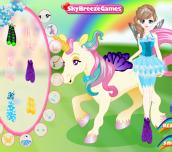 Hra - Unicorn Caring 2
