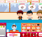 Hra - Ice Cream Shop game
