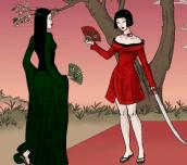 Hra - Geisha Scene