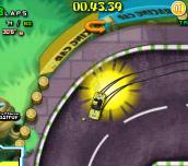 Hra - Spongebob Speed Car Racing 2