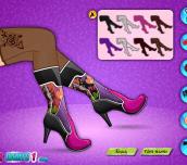 Boot Dress Up