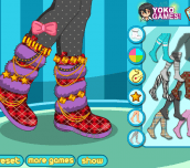 Hra - Moccasin Winter Boots