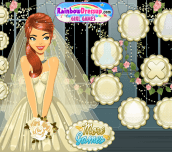 Hra - WeddingBlissDressUp