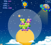 Hra - SpaceBubbles