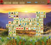Hra - Mahjong: Čtyři Roční Období