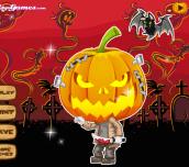 Hra - PumpkinDecoration