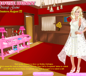 Hra - The Bunny House Dressup game