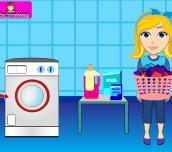 Hra - LaundryGirl