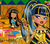 Hra - Cleo de Nile Makeover