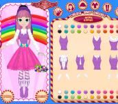 Hra - CandyDollCreator