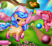 Hra - Baby Pony Bath