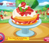 Hra - StrawberryShortCake