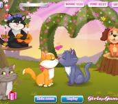 Hra - My Kitty's Kiss 3