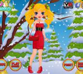 Hra - Santa Baby Girl