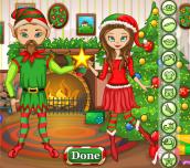 Hra - ChristmasParty