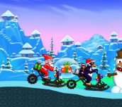 Hra - Santa Snow Ride