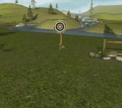 Hra - Bowmaster Target Range