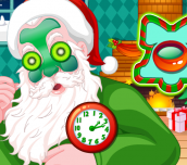 Hra - Santa Makeover