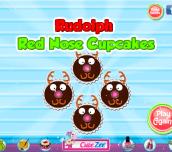 Hra - RudolphRedNoseCupcakes