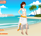 Hra - GreekStyleDressUp