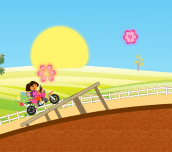 Hra - Dora Stunts
