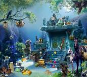 Hra - MagicalWorld