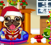 Hra - CuteChristmasPuppy