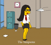 Hra - TheSimpsonmaker