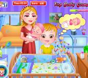 Hra - Baby Hazel Newborn Baby