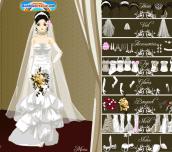 Hra - ElegantWeddingDressup