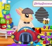 Hra - BunnyDressup