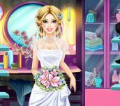 Hra - Barbie Bride Real Makeover