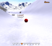Hra - Downhill Bowling
