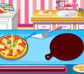 Hra - Pizza Margarita