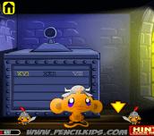 Hra - MonkeyGoHappyAdventure