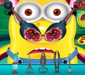 Hra - MinionPatientNoseDoctor