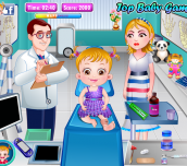 Hra - Baby Hazel Leg Injury