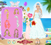 Hra - Barbie's Personalized Wedding