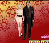 Hra - Robert John Downey Jr & Scarlett Johansson