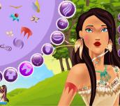Hra - PrincessPocahontasNobelMakeover