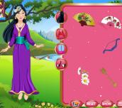 Hra - Princess Mulan Hanfu Style