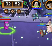 Hra - SnowBrawl Fight 3