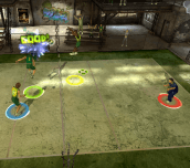 Hra - Super Volleyball Brazil 2