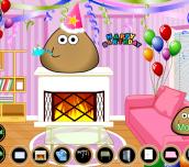 Hra - Pou Birthday Party