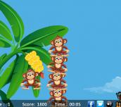Hra - Monkeys Balance